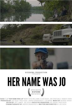 Her Name Was Jo (2020) 1080p Poster