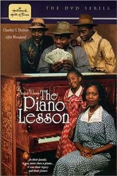 The Piano Lesson (1995) Poster