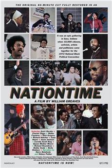 Nationtime (1972) 1080p Poster