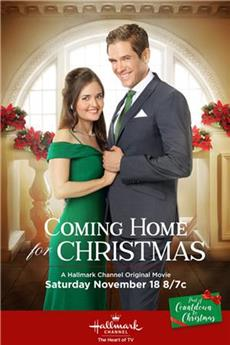 Coming Home for Christmas (2017) 1080p Poster