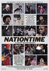 Nationtime (1972) bluray Poster