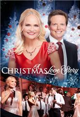 A Christmas Love Story (2019) 1080p Poster