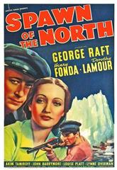 Spawn of the North (1938) Poster