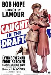 Caught in the Draft (1941) 1080p Poster