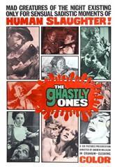 The Ghastly Ones (1968) Poster