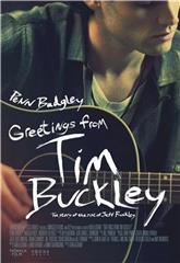 Greetings from Tim Buckley (2013) 1080p Poster