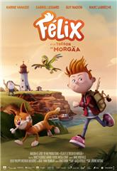 Felix and the Hidden Treasure (2021) 1080p Poster