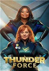 Thunder Force (2021) Poster