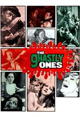 The Ghastly Ones (1968) bluray Poster