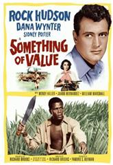 Something of Value (1957) 1080p Poster