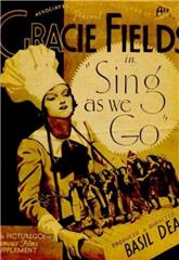 Sing As We Go! (1934) Poster