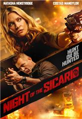 Night of the Sicario (2021) Poster