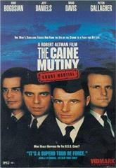 The Caine Mutiny Court-Martial (1988) 1080p Poster