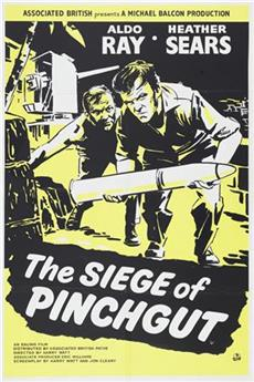 The Siege of Pinchgut (1959) Poster