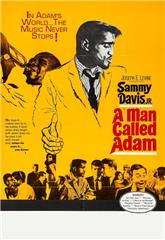 A Man Called Adam (1966) bluray Poster