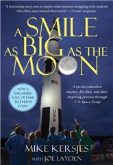 A Smile as Big as the Moon (2012) Poster