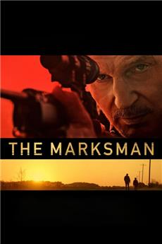 The Marksman (2021) Poster