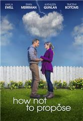 How Not to Propose (2015) 1080p Poster