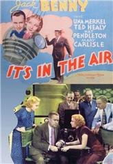 It's in the Air (1935) bluray Poster