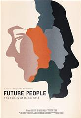 Future People (2021) Poster