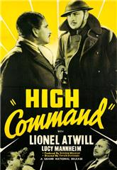 The High Command (1937) Poster