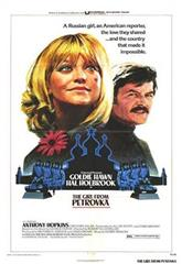 The Girl from Petrovka (1974) Poster