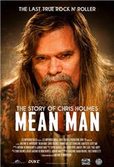 Mean Man: The Story of Chris Holmes (2021) 1080p Poster