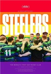 Steelers: the World's First Gay Rugby Club (2020) 1080p Poster