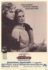 The Dove (1974) Poster