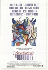 Bloodhounds of Broadway (1989) 1080p Poster