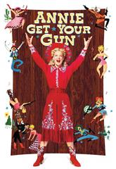 Annie Get Your Gun (1950) bluray Poster