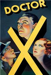 Doctor X (1932) bluray Poster