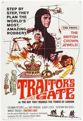 Traitor's Gate (1964) 1080p Poster