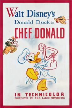 Chef Donald (1941) 1080p Poster