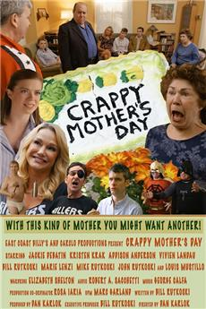 Crappy Mother's Day (2021) Poster
