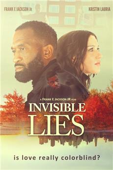 Invisible Lies (2021) 1080p Poster