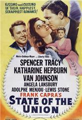 State of the Union (1948) bluray Poster