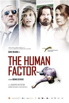 The Human Factor (2013) 1080p Poster