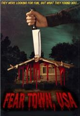 Fear Town, USA (2014) Poster