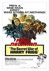 The Secret War of Harry Frigg (1968) 1080p Poster