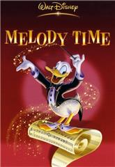 Melody Time (1948) 1080p Poster