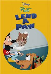 Lend a Paw (1941) Poster