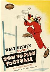 How to Play Football (1944) 1080p Poster