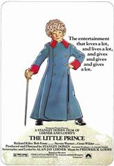 The Little Prince (1974) web Poster