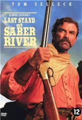 Last Stand at Saber River (1997) 1080p Poster