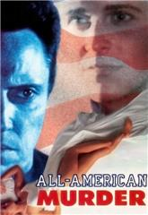 All-American Murder (1991) Poster
