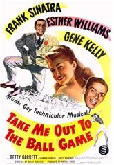 Take Me Out to the Ball Game (1949) 1080p Poster