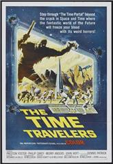 The Time Travelers (1964) 1080p Poster