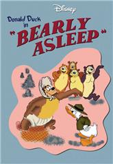 Bearly Asleep (1955) 1080p Poster