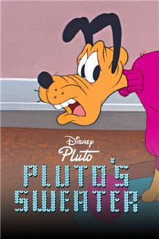 Pluto's Sweater (1949) Poster